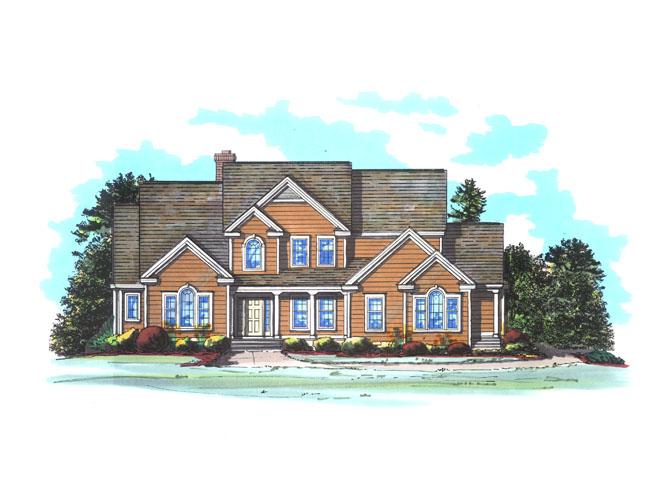 The Residences At Fox Hopyard The Chamberlain