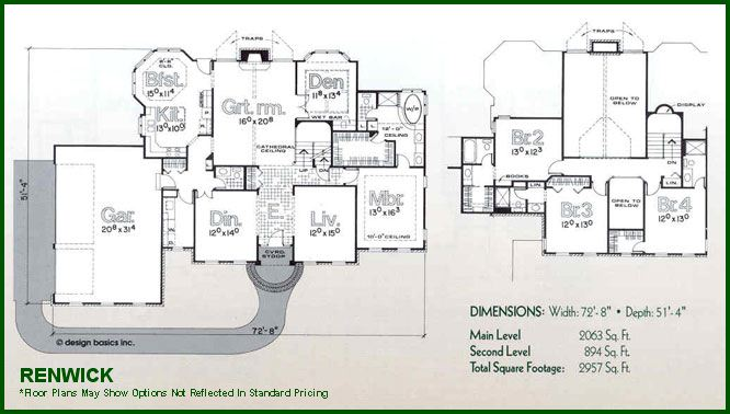The residences at fox hopyard the renwick for 12x14 room layout